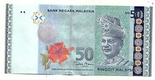 Malesia  Malaysia 50 ringgit  2012   FDS UNC      Lotto 3800