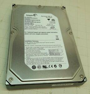 "Seagate Barracuda ST332062A 320GB IDE 3.5"" Hard Drive 7200.10"