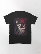Tee shirt West coast pin up Tatoo tête de mort  tailles aux choix