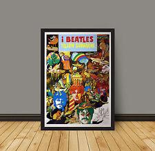 Poster Yellow Submarine Beatles - 70x100 CM