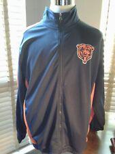NFL Chicago Bears Track Jacket Size XL  P10440