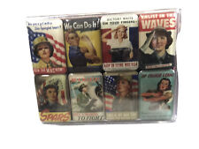 Women Of WWII Magnets Set New