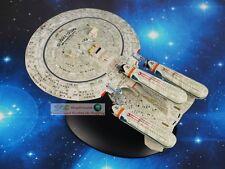 Eaglemoss STAR TREK USS Enterprise NCC-1701-D Zukunft Druckguss Metall Modell 1T