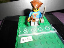 LEGO VINTAGE MINIFIG Pirate 6273-1: Rock Island Refuge 6258 6262 6268 6234 6237