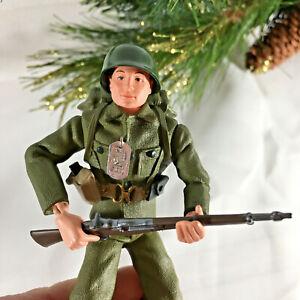 Hallmark Keepsake Ornament, GI Joe Action Soldier, 35th Anniversary, 1999