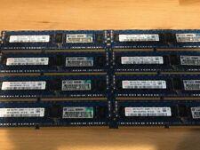 Lot of 16 - 8GB PC3-12800R Server Memory/RAM (HYNIX & Micron BRAND) -TESTED