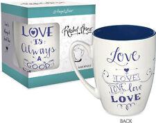 """Love is Always a Good Idea"" Angel Star Rachel Anne Series Mug (74213)"