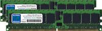 4GB (2 X 2GB) DDR2 400/667/800MHz 240-PIN ECC Zugelassen Rdimm Server-Ram-Kit