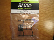 BLADE LANDING SKID AND BATTERY MOUNT: MCP X BLH3504