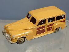 VINTAGE DINKY TOYS  MODEL No.27F         ESTATE CAR