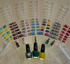 Ten x Nail Art Sets - Girls Birthday Party Activity Game, Pamper Hen Sleepover