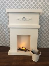 "18"" doll furniture, Fireplace Only"