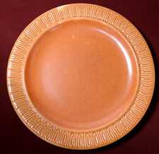 Redwing Red Wing ADOBESTONE Bittersweet/Burnt Orange Dinner Plate -VHTF