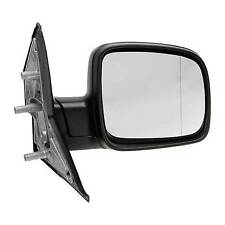 VW TRANSPORTER 2003-2010 MANUAL  DOOR WING MIRROR  RH RIGHT O/S OFF SIDE DRIVER