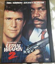 Lethal Weapon 2 - Brennpunkt L.A. ( Mel Gibson ) Dvd