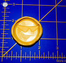 Cool Ball Smiley -Flexible Push Silicone Mold-Candy Cookie Crafts Cupcake