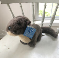 "Tennessee Aquarium ""17 Plush Otter W/ Tags/ 🎁"