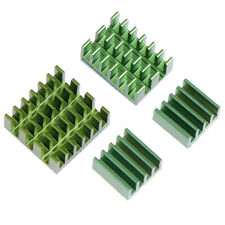 4Pcs For Raspberry Pi 4B Aluminum Heatsink Radiator Cooler Kit for RaspberrY TM