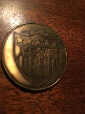 Vintage Tupelo Mississippi All American City Coin July 20, 1870-1970