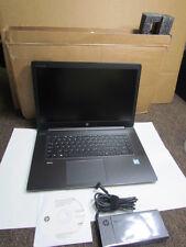 New HP Zbook 15 G3 Studio - E3-1505M - 32GB - 512GB NVMe - IPS 4K 1080p M1000