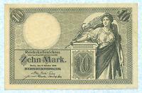 GERMANY 10 Mark 1906 P9b XF