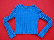 SPOILED GIRL ~ Blue Teal Sweater ~ Size Juniors MEDIUM M