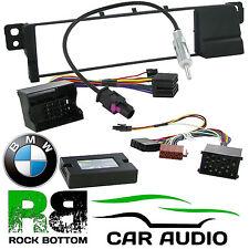 BMW 3 Series E46 99-05 ALPINE Car Stereo Steering Wheel Interface & Fascia Kit