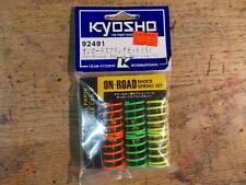 92491 Shock Spring (S) - Kyosho Pure Ten TF3 TF2 Super Ten V-One GP10 Spider