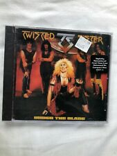 Twisted Sister - Under the Blade CD (1999 Spitfire) Remastered SEALED-PERFECT