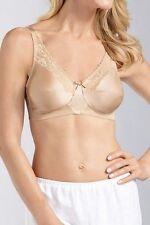 NWT AMOENA Mastectomy bra 52C Nancy Style 1151 L & R cups Cool Max post surgery
