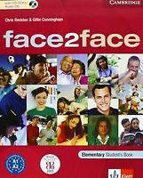 face2face - Elementary Students Book / With CD-ROM: Leve... | Buch | Zustand gut