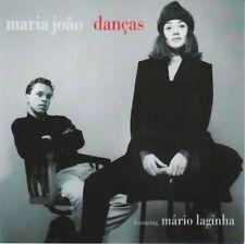Maria Joao - Dancas (Feat. Mario Laginha) CD