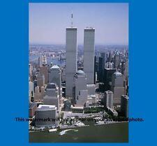 World Trade Center Towers PHOTO Art Print New York TWIN TOWERS B4 9/11