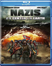 Nazis at the Center of the Earth - Blu-ray Disc Dominique Swain, Jake Busy - NEW