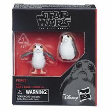 HASBRO STAR WARS THE LAST JEDI BLACK SERIES 1:12 PORGS 2 PACK ACTION FIGURE