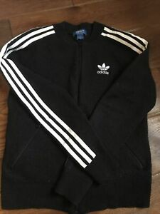 adidas tracksuit top medium
