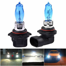2× 9006/HB4 100W HOD Xenon Bulb Lamp Headlight  White Car Driving 6000K Light