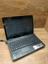 emachines E625 Black AMD Laptop For Spares and Repairs