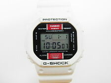 G-Shock White DW-5600 EH-7JR Eric Haze Limited Edition Casio Watch 25th Annivers