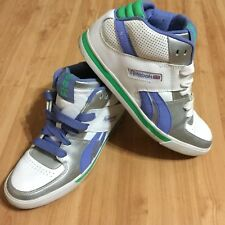 Reebok Custom Freestyle Dance High Tops Special Ed. Sz. 9 *RARE* VTG Vintage