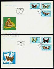 1985 Butterflies,Schmetterlinge,Papillons,Farfalle,Fluturi,Romania,Mi.4159,FDC