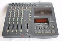 TASCAM PortaStudio 424 MKII 4-Track Cassette Recorder MK2 From Japan *0911a