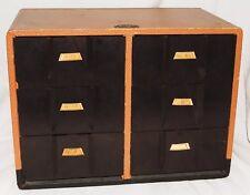 Baja Versafile Stereo Slide Storage Cabinet by Barnett & Jaffe Holds 600 Slides