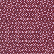 Amy Butler Dreamweaver First Blush Caber Cross Print Cotton Fabric - Per 1/4 ...