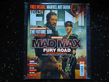 "TOTAL FILM MAGAZINE #231 - ""Mad Max Fury Road"" Cover May 2015"