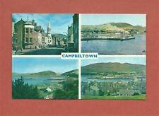 1971 Postcard - Campbeltown (Multiview)