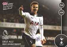 TOPPS NOW! 33 Premier League 2016/2017 - Dele Alli Tottenham Hotspur Spurs /128