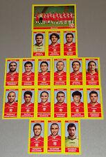 FIGURINE CALCIATORI PANINI 2009-10 SQUADRA ANCONA CALCIO FOOTBALL ALBUM