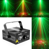 RG 18 Gobos SUNY LED projecteur lumière Disco Party Laser éclairage de scène DHL