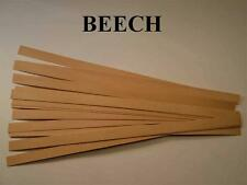 Casa De Muñecas las tablas del suelo. beech.hardwood floorboards 1/12th, seis de Chapa tipos.